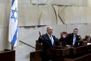 В Ізраїлі парламент схвалив новий уряд Нетаньяху