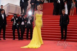 Топ-7 платьев второго дня Каннского кинофестиваля