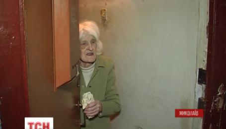 В Николаеве без ухода и почти впроголодь доживает свой век 89-летняя участница войны