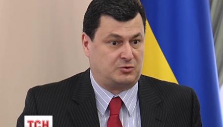 Квиташвили жалуется, что в Украине ничего нельзя сделать за одну неделю
