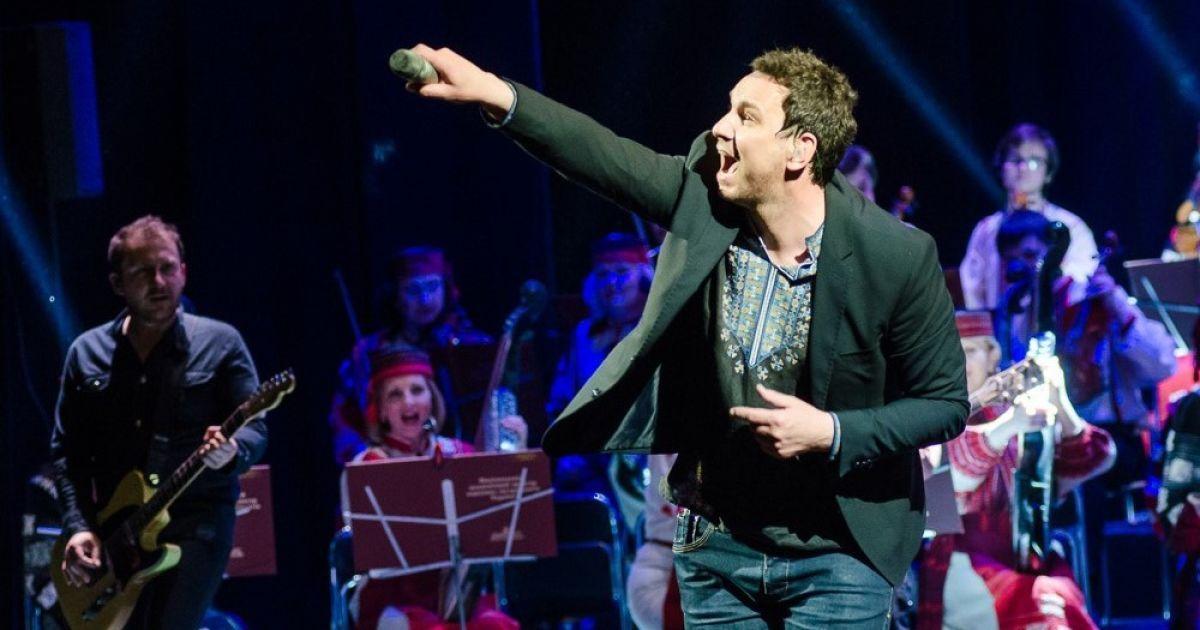 """группа """"Друга Ріка"""" отыграла концерты в опере @ Михаил Лопатюк"""