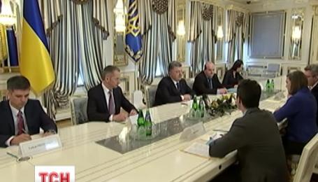 Президент провел встречу с помощником Государственного секретаря США Нуланд