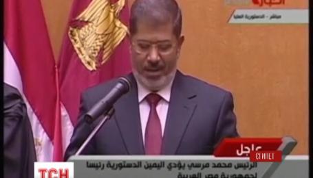 У Єгипті екс-президента країни Мохамеда Мурсі засудили до смертної кари