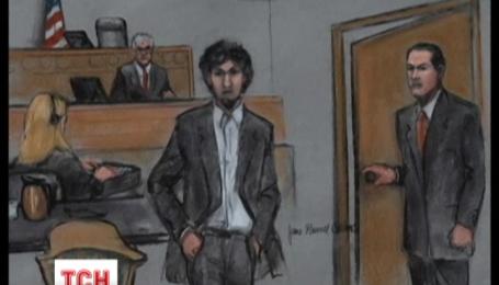 Джохара Царнаєва засудили до смертної кари за вибухи в Бостоні
