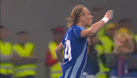 Динамо - Дніпро - 1:0. Відео голу Віди
