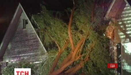 Американский штат Оклахома страдает от мощных торнадо