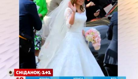 Экс-участница Spice Girls впервые вышла замуж