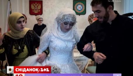 Брак полицейского и несовершеннолетней девушки в Чечне потряс соцсети