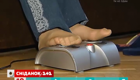 За допомогою масажу ніг можна відновити стан здоров я 956cc345dc858