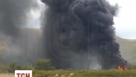 На Гаваях розбився літак ВПС США