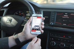 """Покупатели нового Seat Ibiza получат смартфон Samsung """"в нагрузку"""""""