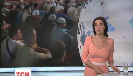 В Крыму память жертв депортации сегодня почтили только в мечетях