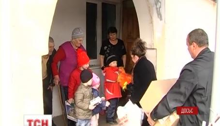 В Украине уже 1 млн 300 тысяч внутренних переселенцев