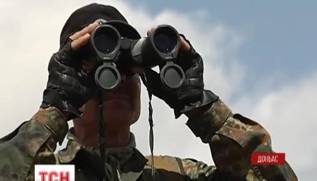 Найактивніші обстріли минулої ночі бойовики вели на Донецькому напрямку