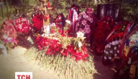 Новые захоронения российских военных, погибших на Донбассе, нашли московские блоггеры в России