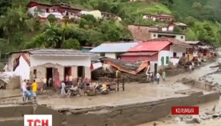 У Колумбії зсув забрав життя понад 60 осіб