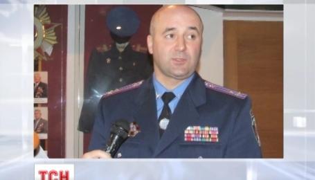 Министр внутренних дел уволил главного ГАИшника Украины