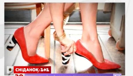 Французская дизайнер придумала туфли-транформеры со съемными каблуками
