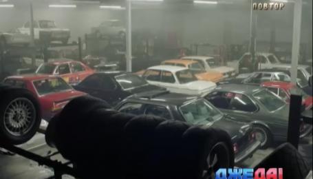 Американец собрал коллекцию BMW у себя в гараже