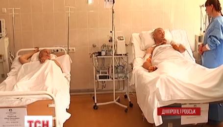Дніпропетровськ за добу прийняв найбільшу за останні два місяці кількість поранених