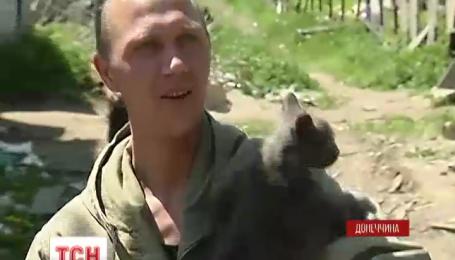 Боевики вели огонь по украинским позициям возле Донецкого аэропорта почти 30 раз