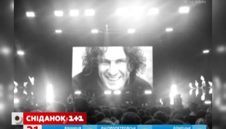 Перше відео з концерту пам'яті Скрябіна