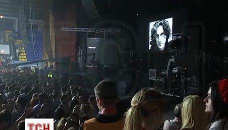 В Киеве состоялся концерт памяти Кузьмы