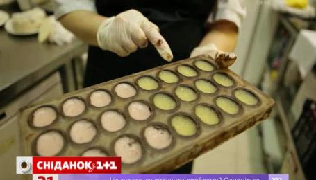 Венгерская кондитерская производит 600 тонн марципана ежегодно. Мой путеводитель