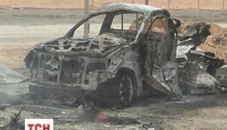 Смертник підірвався на дорозі у Лівії