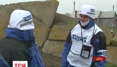 """ОБСЄ помітила в сепаратистів ракети """"земля-повітря"""" за 25 кілометрів від Маріуполя"""