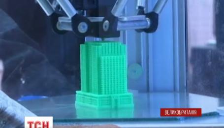 На выставке в Лондоне показали, что можно напечатать на 3D-принтере