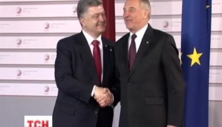 Сьогодні – вирішальний день для України на саміті Східного партнерства у Ризі