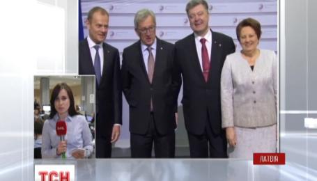 Рижский саммит признает европейские стремления Украины, Молдовы и Грузии