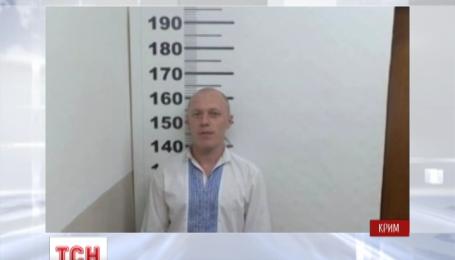 В Криму вчора затримали чоловіків у вишиванках