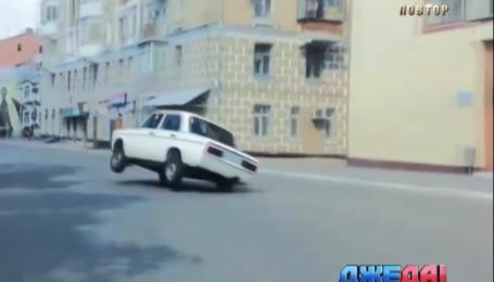 В Харькове милиция охотится на тюнингованные «Жигули»