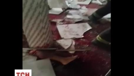 Терорист-смертник підірвав себе в мечеті в Саудівській Аравії