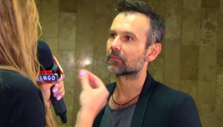 Вакарчук рассказал, почему начал носить бороду
