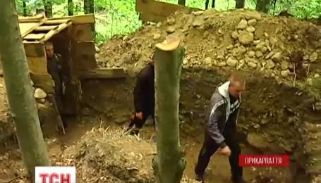 Уникальный архив Украинской повстанческой армии нашли жители села Пистинь, на Прикарпатье
