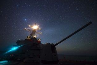 До Чорного моря увійшов есмінець, який минулоріч завдав удару по Сирії