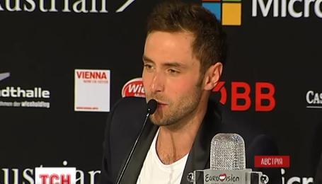 Переможцем конкурсу «Євробачення-2015» став шведський співак Монс Зелмерлев