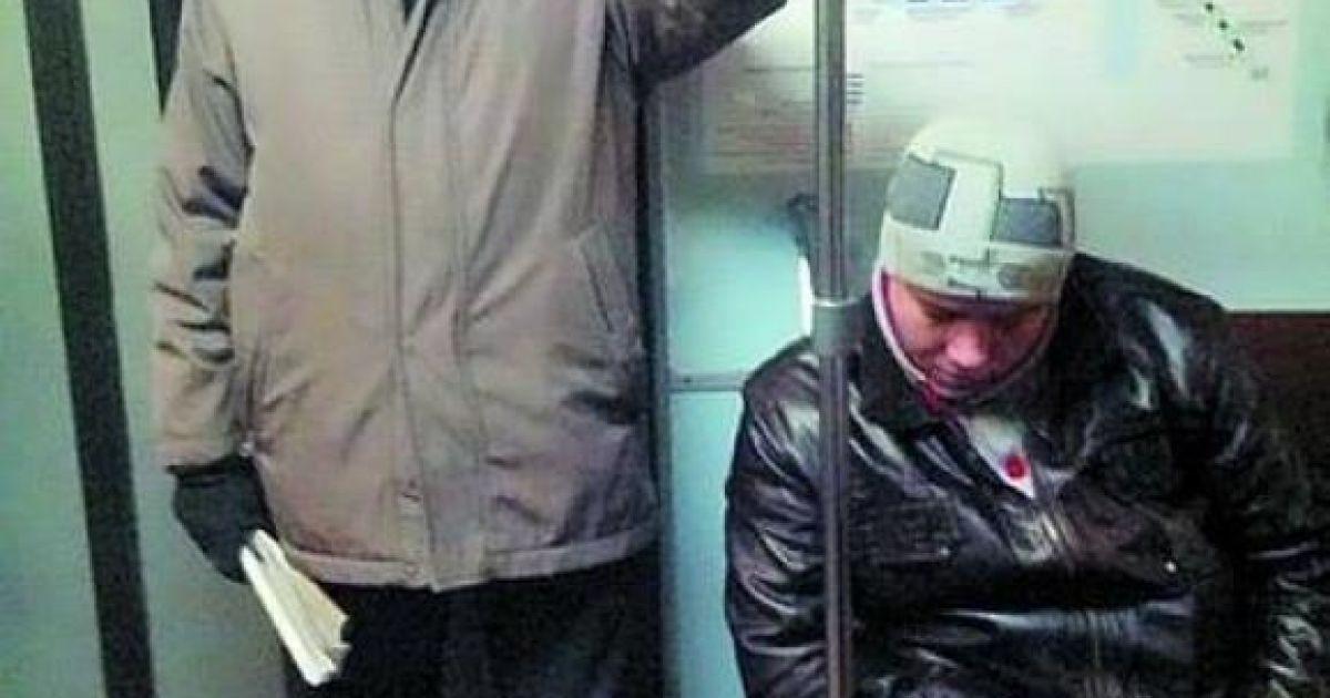 Это двойник Азарова или сам Азаров? @ Еспресо.TV