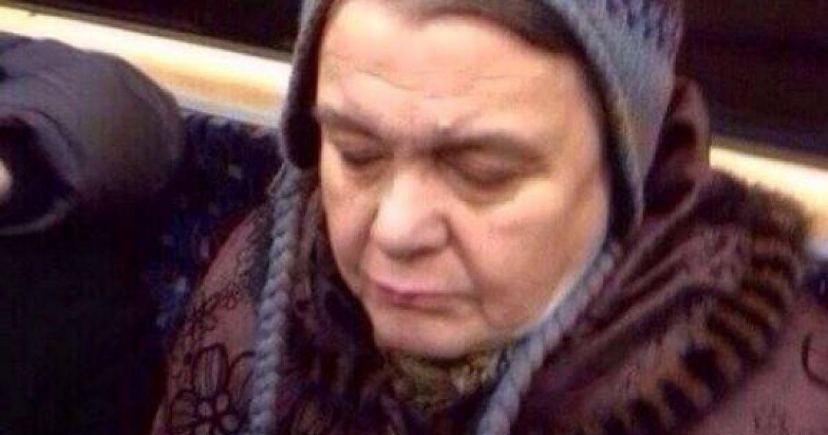 Двойник Януковича оказался бабушкой. @ Еспресо.TV