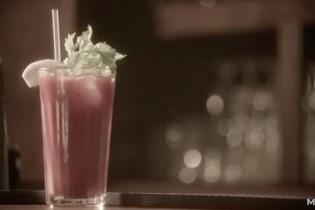 У Мережі з'явився вражаючий двохвилинний ролик про історію коктейлів