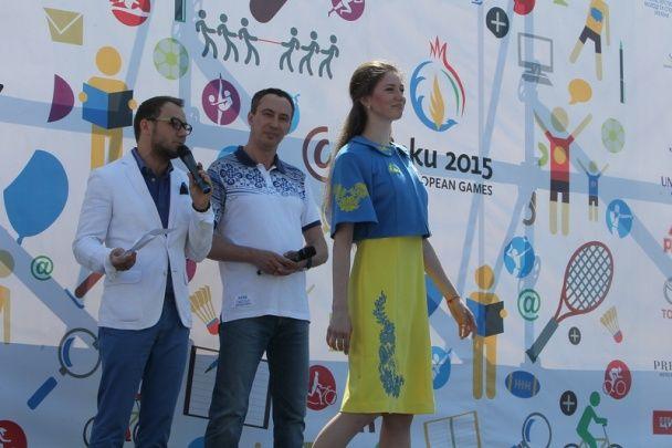 Андре Тан презентував патріотичну форму для національної збірної України