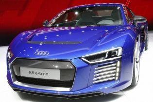 Электрокар Audi R8 получил автопилот