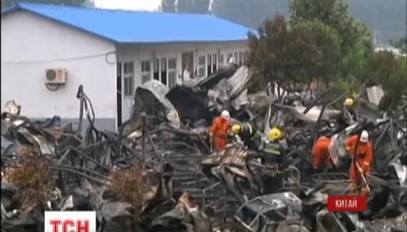 В пожаре в доме престарелых в Китае погибли 38 человек