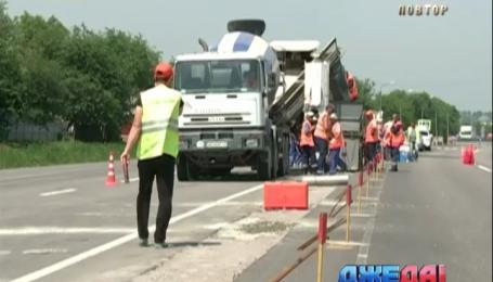 На трассе Киев-Одесса появятся дополнительные полосы движения
