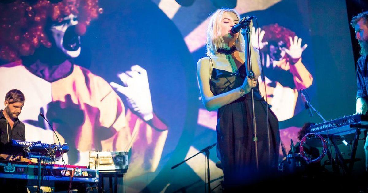 ALLOISE виступила з сольним концертом @ Прес-служба ALLOISE