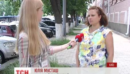 У відділені банку в Голосіївському районі столиці зловмисник вимагав у персоналу гроші