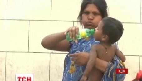 Кількість жертв спеки в Індії перевищила тисячу осіб
